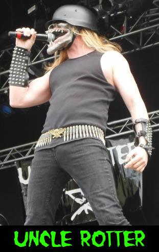 Uncle Rotter at Bloodstock